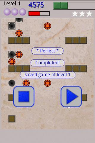 Block Rampage- screenshot