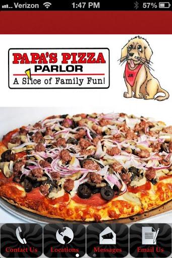 Papas Pizza Parlors
