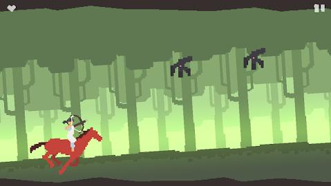 A Ride into the Mountains Screenshot 1