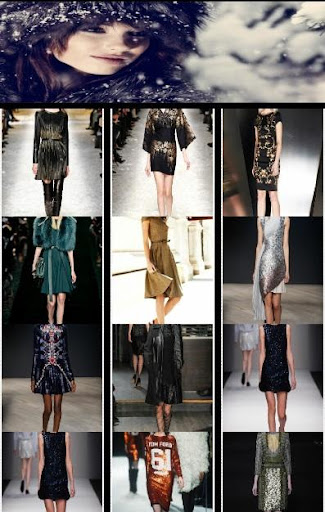 Fall Winter 2014 -2015 Dresses
