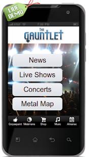The Gauntlet - Heavy Metal - screenshot thumbnail