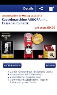 ALDI SUISSE - screenshot thumbnail
