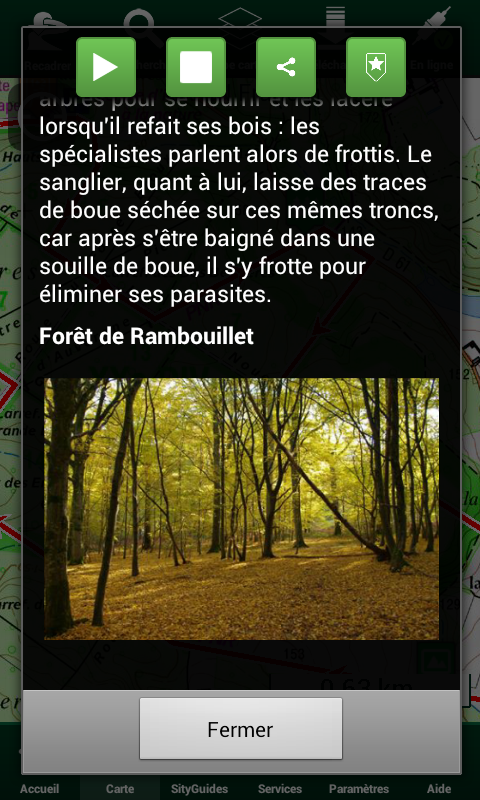 SityTrail France - screenshot