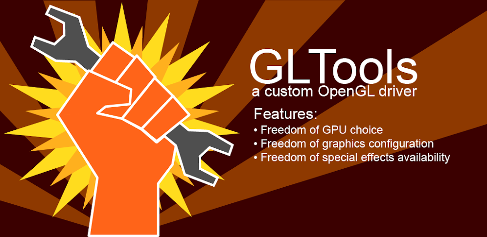 GLTools [root] (games and graphics optimizer) APK v  3 06