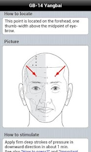 Acupressure: Heal Yourself - screenshot thumbnail