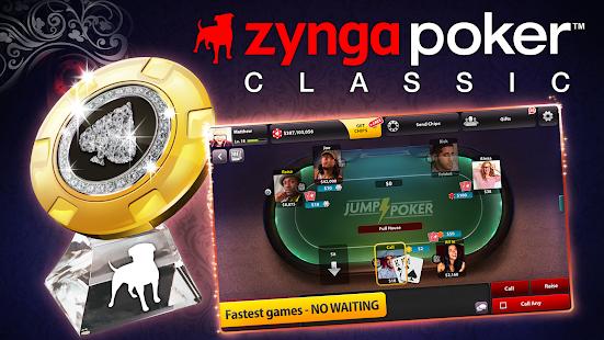 Zynga Poker Classic TX Holdem - náhled