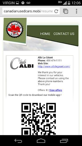 【免費商業App】Auto Dealer Mobile App-APP點子