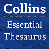 Collins Essential Thesaurus TR