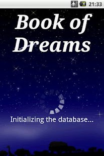 Book of Dreams (dictionary) - screenshot thumbnail