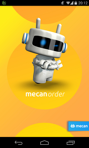 MeCanOrder