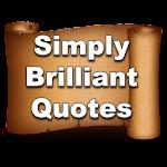 Simply Brilliant Quotes 1.0 Apk