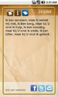 Screenshot of Bonhoeffer Voor Iedere Dag