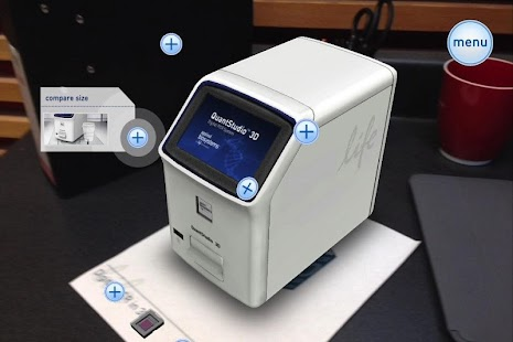 Digital PCR in 3D - screenshot thumbnail
