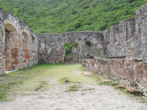 St-John-Annaberg-Sugar-Mill-ruins - For the history-minded, a visit to the ruins of Annaberg Sugar Mill in St. John, U.S. Virgin Islands, shows the sugar plantation factory where sugar cane was refined into sugar and molasses.
