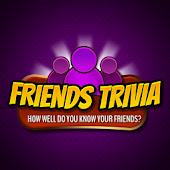 Facebook Friends Trivia
