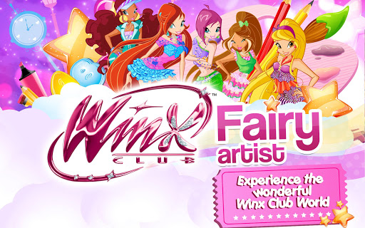 Winx –Club Fairy Artist