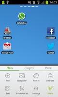 Screenshot of GO Launcher Fonts