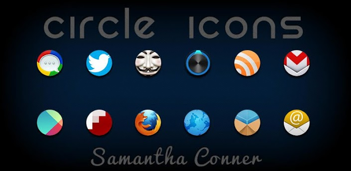 Circle Icon Pack