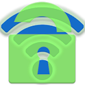 Wifi free pass simulator icon