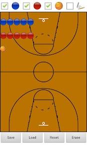 籃球戰術板
