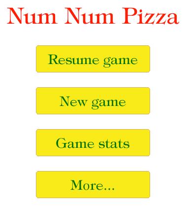 Num Num Pizza