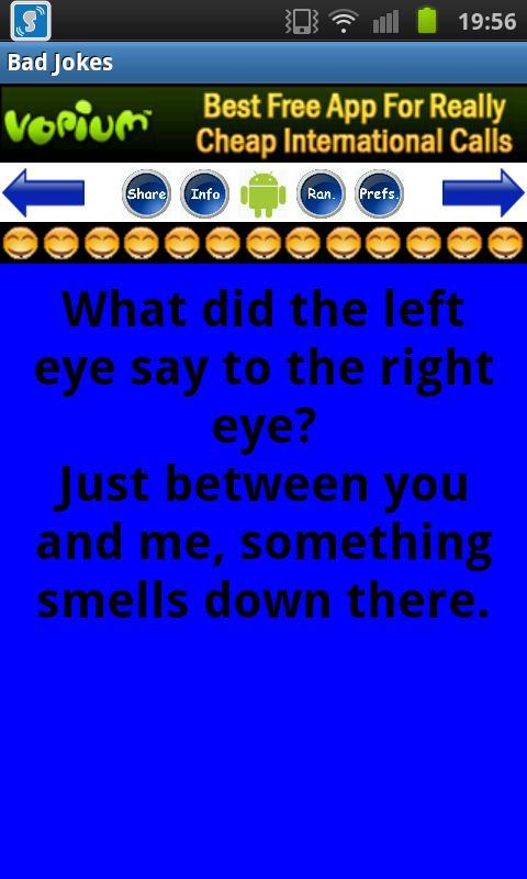 Funny Bad Jokes screenshot #5