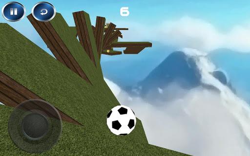 Sky Soccer Football