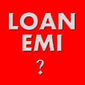Loan/Mortgage EMI Calculator icon