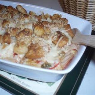 Cheesy Jalapeno Crab Dip.
