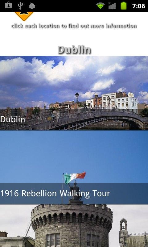 Ireland Travel Guide- screenshot