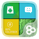 Color Box Live Theme (Green) v1.0