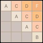 De A a Z Letras (2048) icon