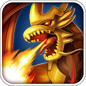 Knights && Dragons APK for Bluestacks