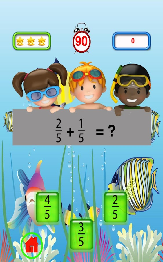 Maths Bee For Kids Free - screenshot