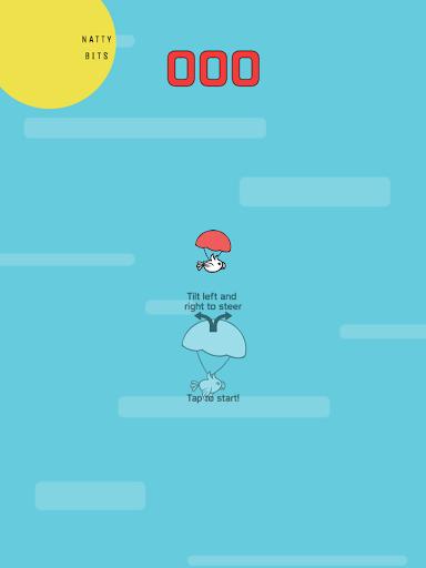 【免費動作App】ParrotChute - Skydiving Bird-APP點子