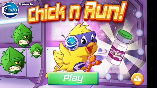 CEVA : Chick'N Run