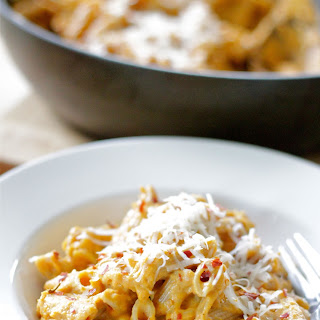 Creamy Pumpkin Pasta Recipe