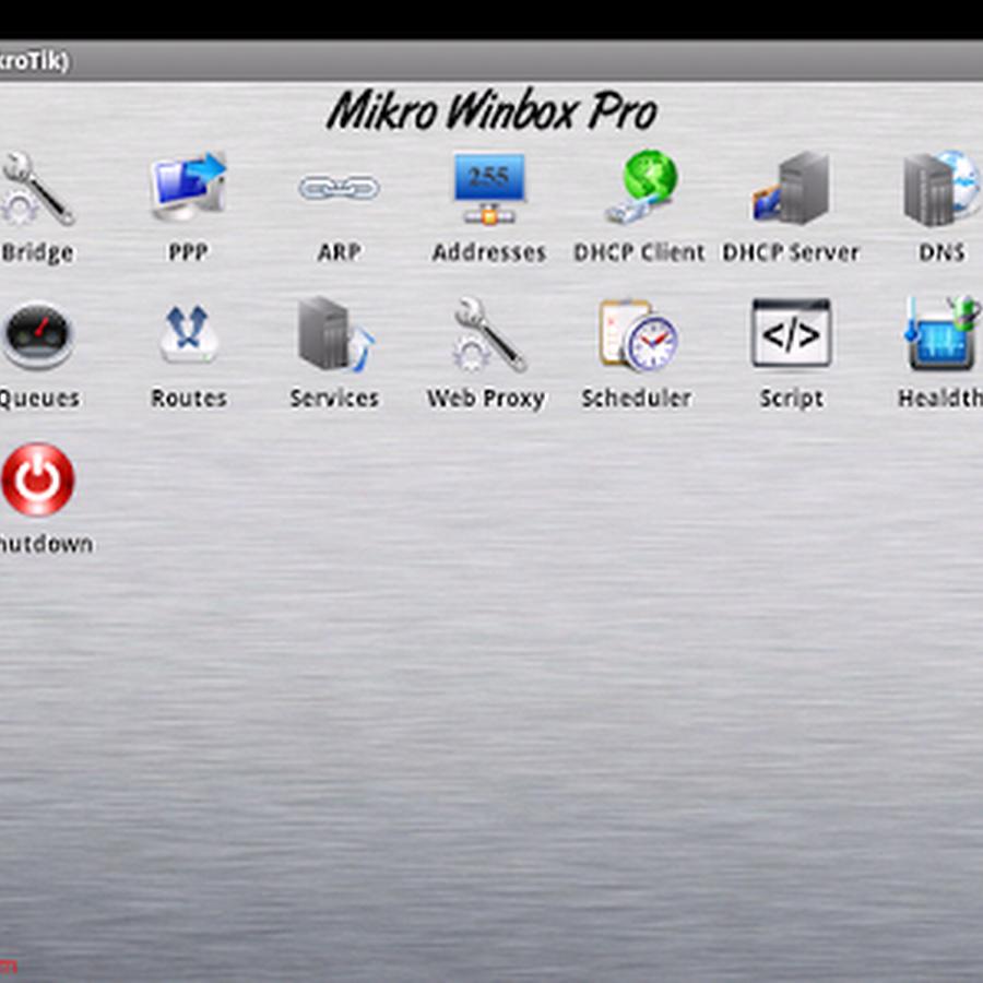 التحكم فى الميكروتك من خلال الموبايل من برنامج رائع اخر اصدار