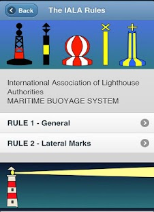 IALA Buoyage & Lights at Sea- screenshot thumbnail