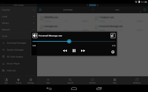 WavPlayer- screenshot thumbnail