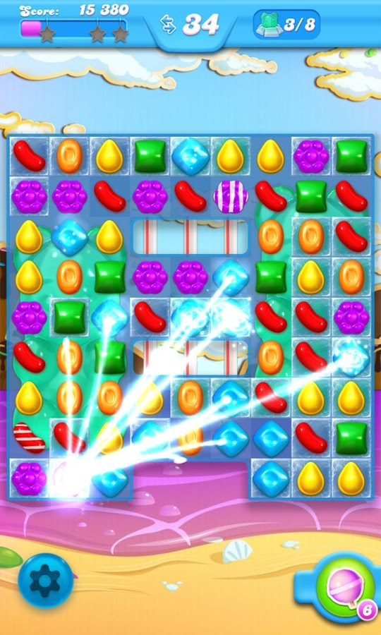 Application candy crush saga gratuit