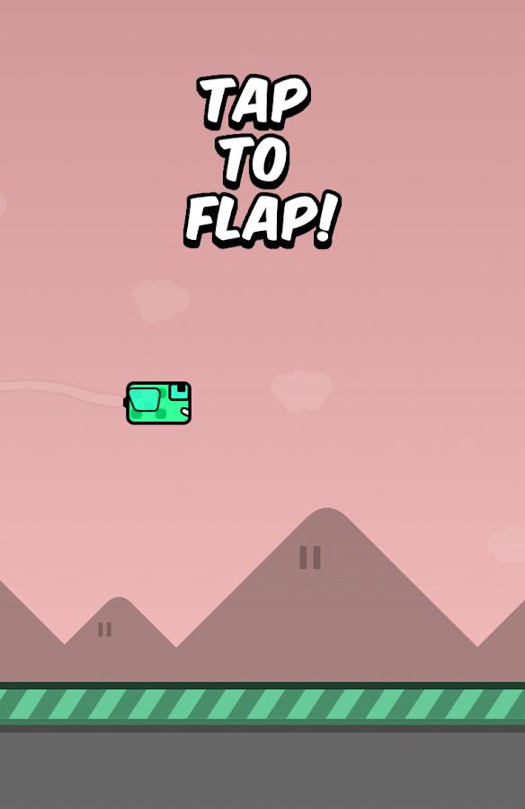 Flappy Bugs- screenshot