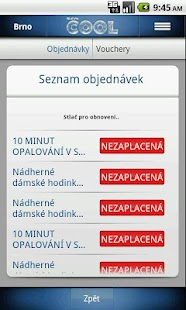Slevy COOL - screenshot thumbnail
