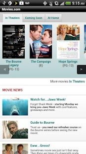 Movies.com - screenshot thumbnail