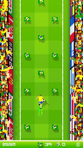 Soccer Run 2014: World Cup
