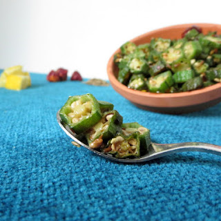 Asian Okra Recipes.