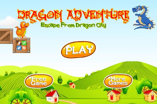 Dragon Adventure Escape Story