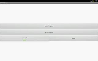 Screenshot of Phone Unlocker