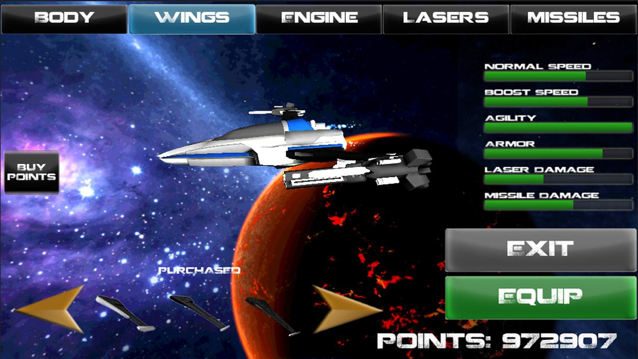 Conflict Orion Lite - screenshot