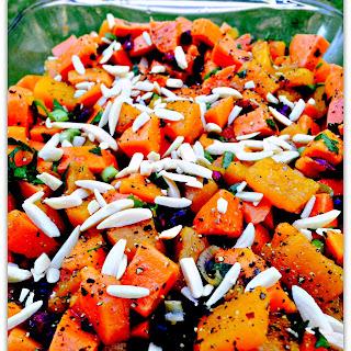 Roasted Sweet Potato Salad.